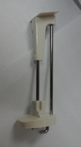 ganchos exhibidores de seguridad 24 cm (llave adicional)