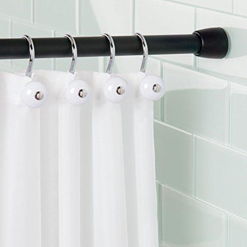 ganchos para cortinas baño,