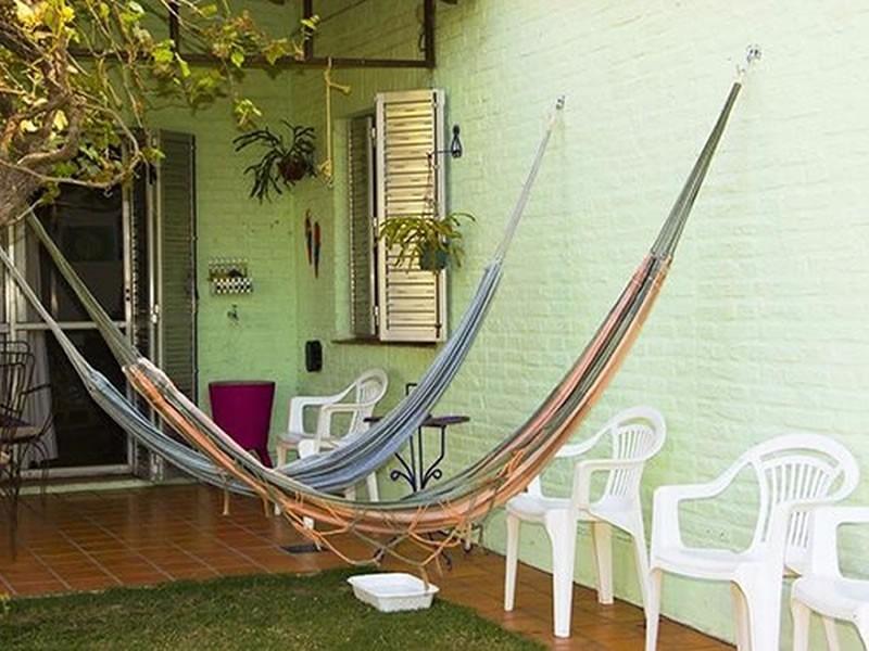 Como colgar hamacas paraguayas solo otra idea de imagen de muebles - Ganchos para hamacas ...