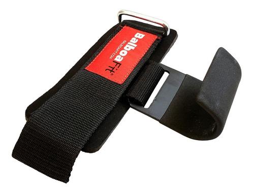 ganchos poder agarre profesionales straps balboafit retiro