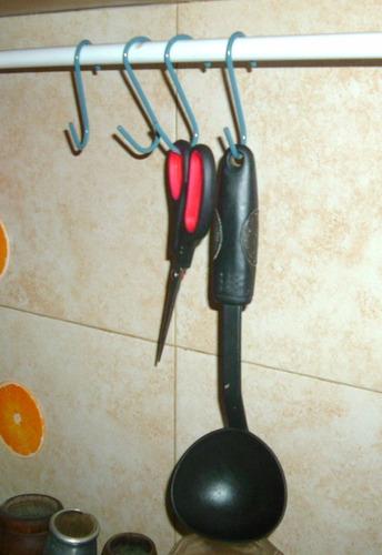 ganchos  s  comados pantaloneros / cocina / carniceros