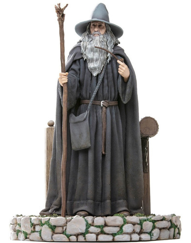 gandalf - 1/10 scale - the lord of the rings - iron studios