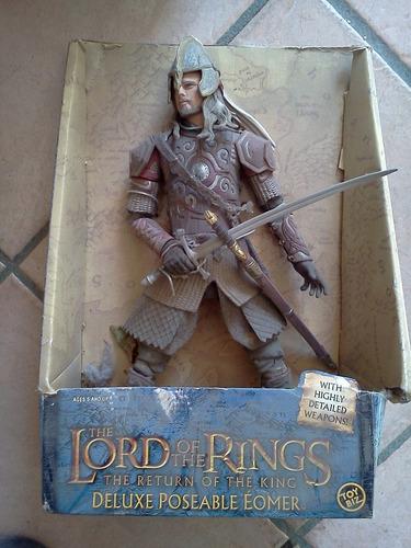 gandalf el blanco el señor de los anillos deluxe trabucle