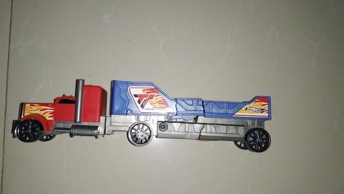 gandola retráctil juguete hot-wheels original 15 dls