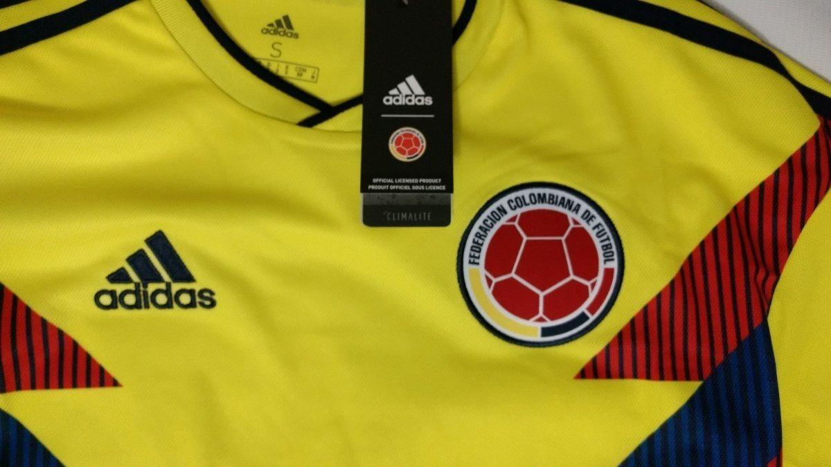 3405f1a64 Ganga !!! Camisas Selección Colombia 2018 - $ 45.000 en Mercado Libre