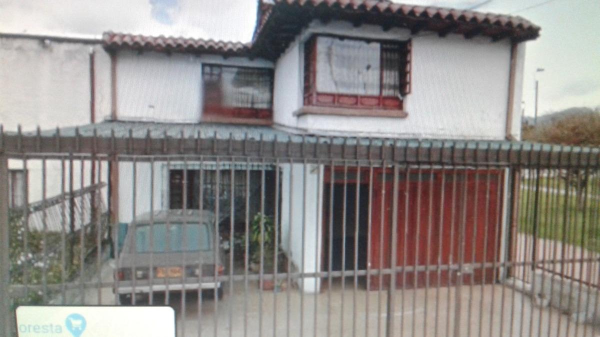 ganga-casa en el barrio los andes
