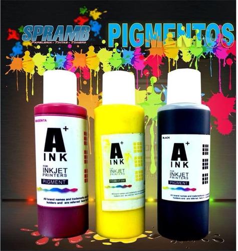 ganga en impresoras con sistema de tintas contunuo