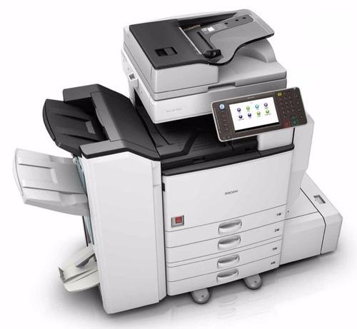 !ganga fotocopiadora impresora multifuncional ricoh mp 4002