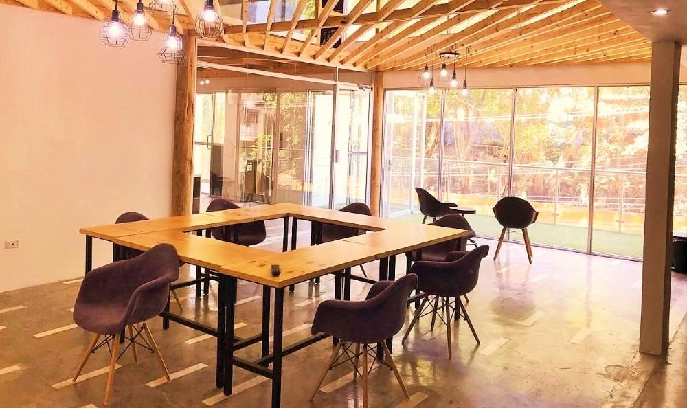 ganga!!! moderna oficina con grandes espacios y bien ubicada