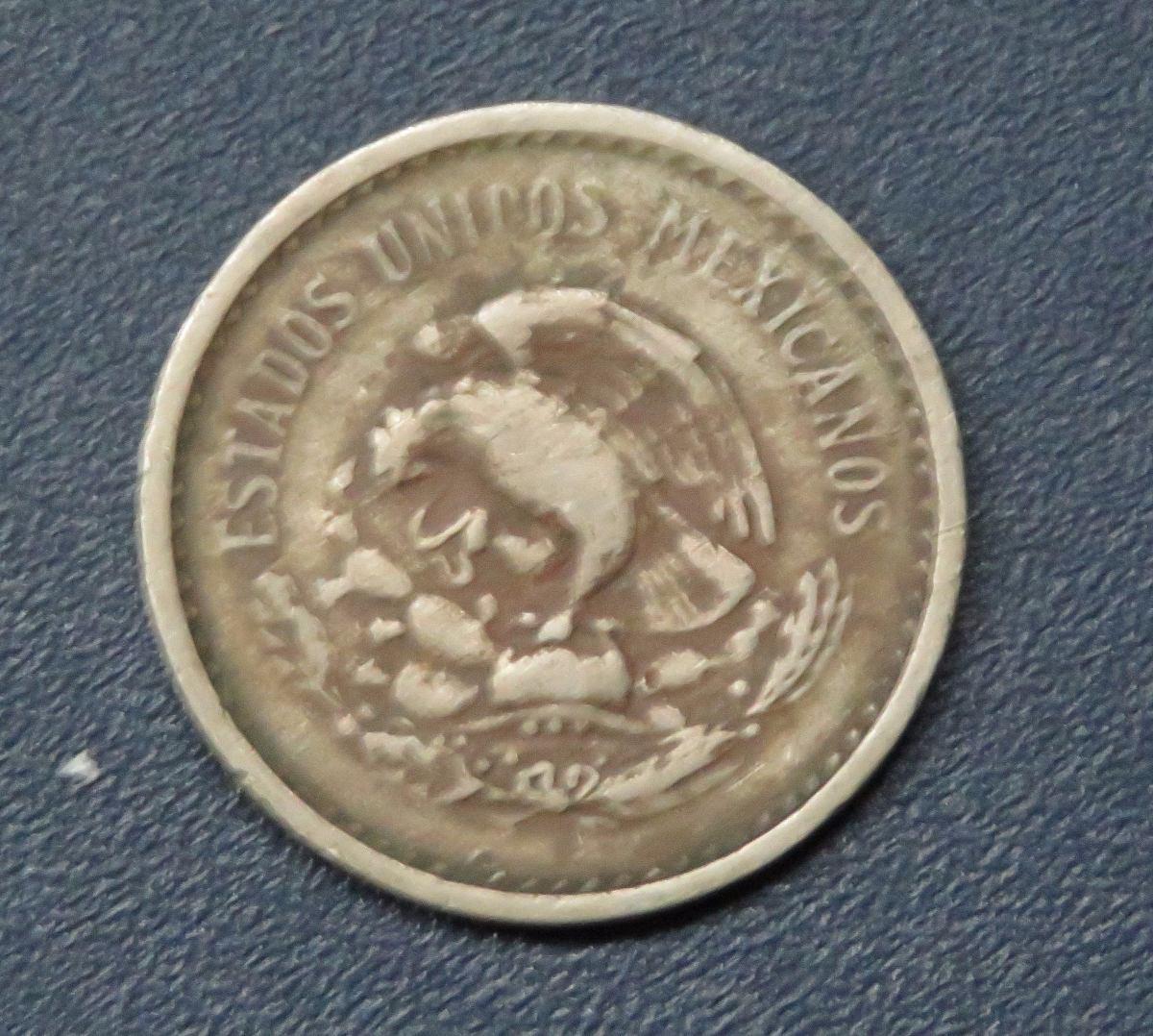 Calendario 1936.Ganga Moneda De 10 Centavos Calendario Azteca Ano 1936 35 00