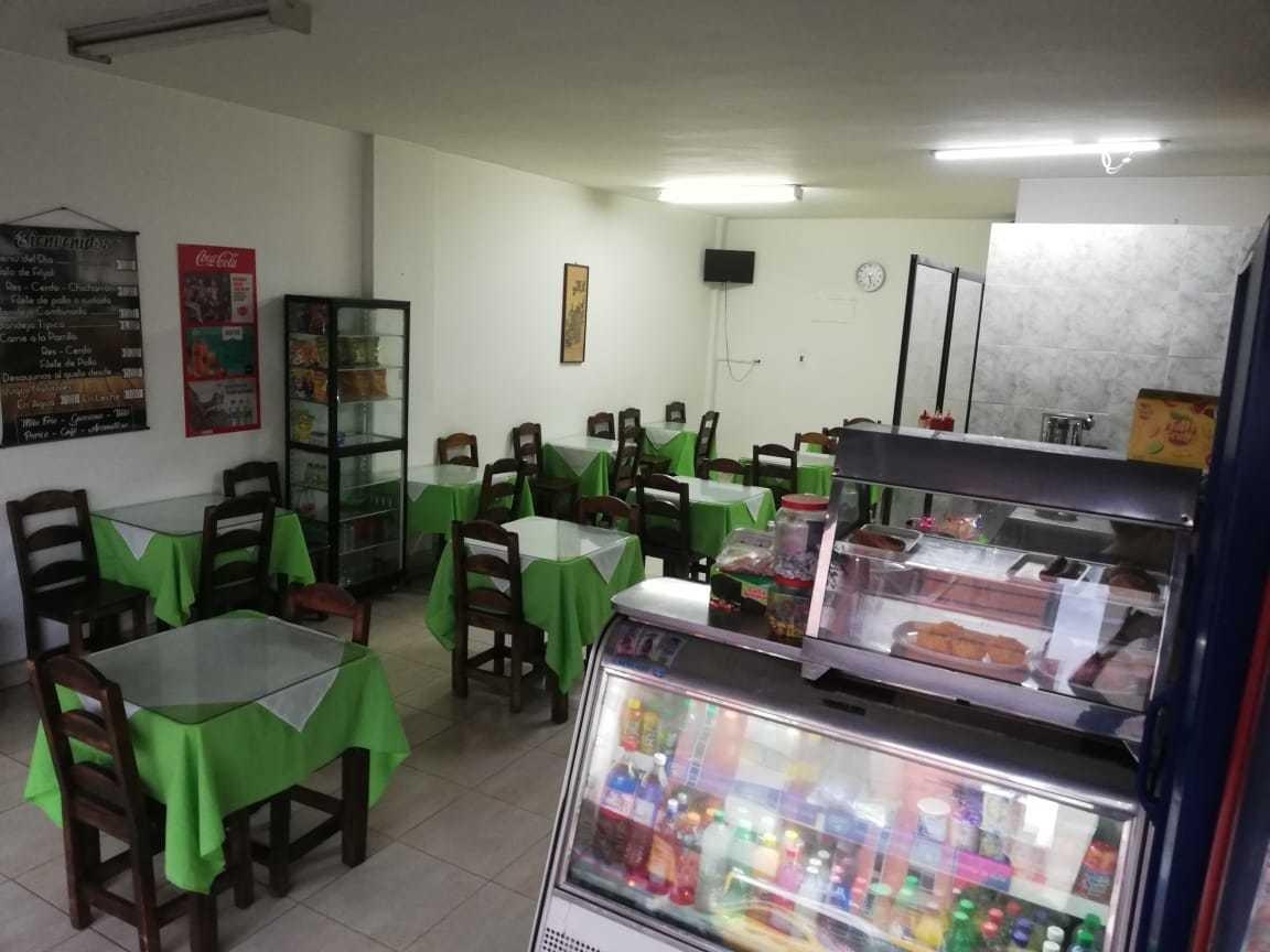 ganga!. se vende restaurante en el centro de medellín