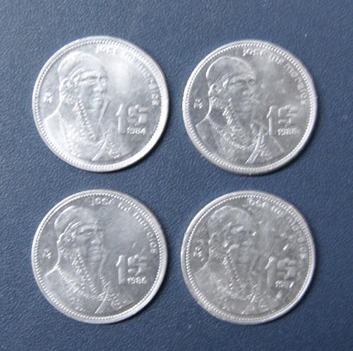 ganga serie completa monedas 1 peso acero + fecha clave