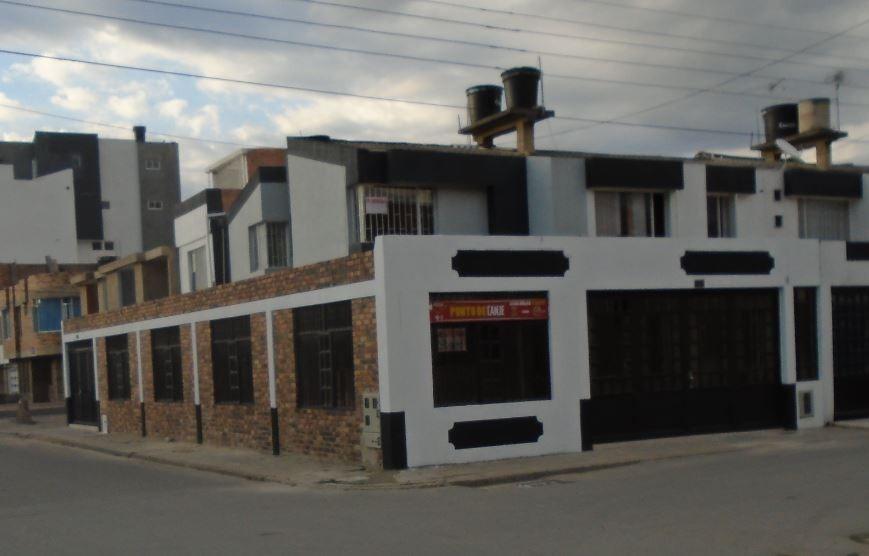 ganga sogamoso casa comercial con local-bodega