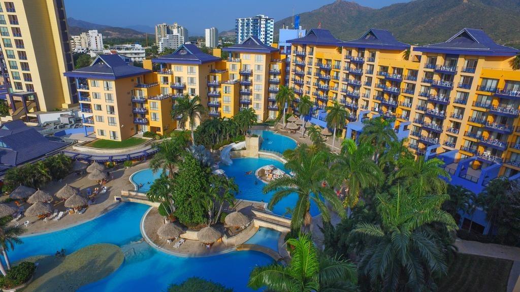 ganga vacaciones de por vida en zuana beach resort
