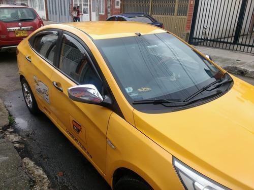 ganga vendo hermoso taxi hyundai i25