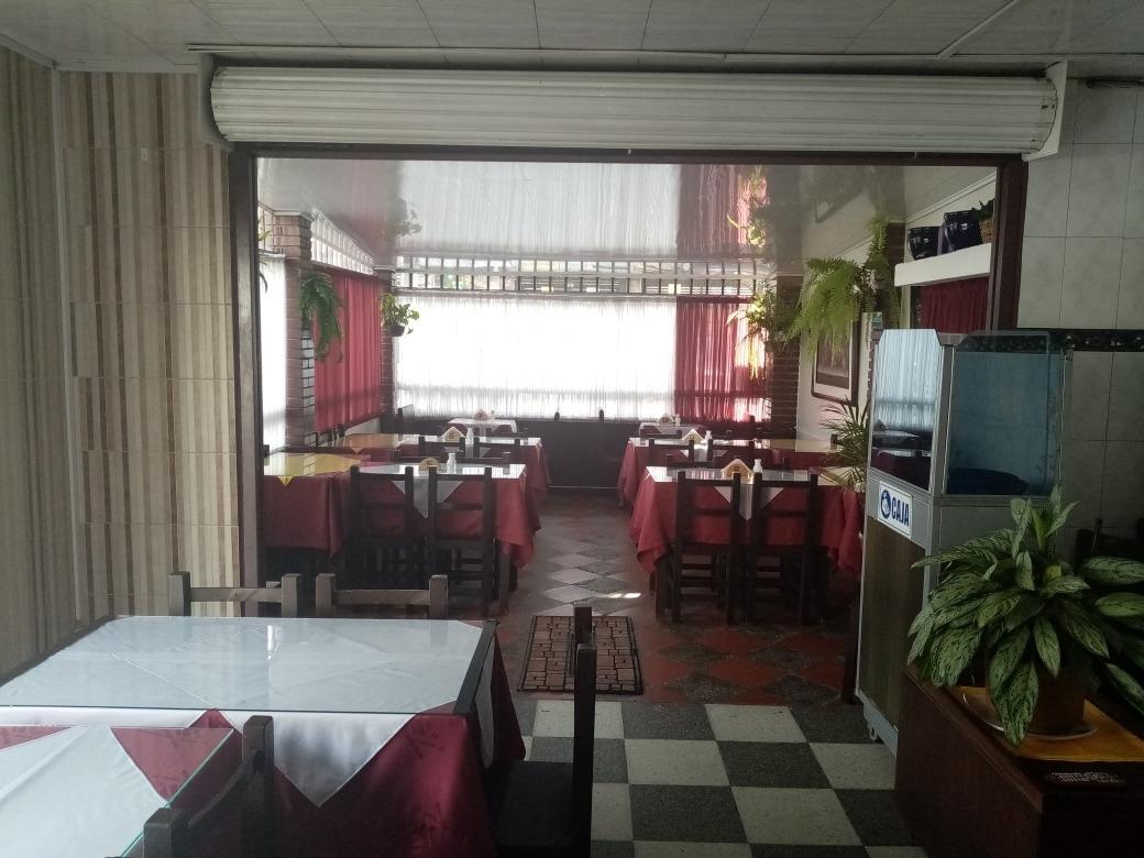 ganga vendo restaurante