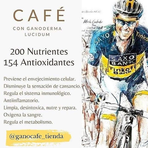 gano café con ganoderma lucidum