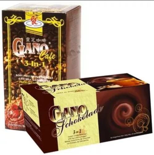 gano schokolade