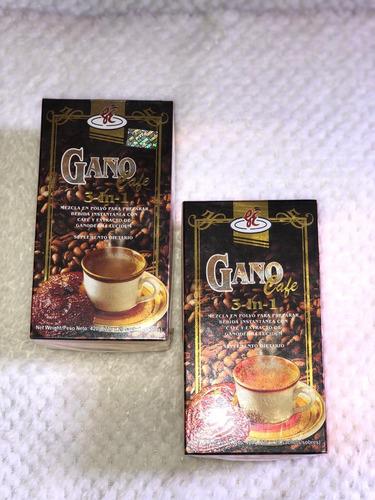 ganocafe original ( 3-1, classic y schokolade)