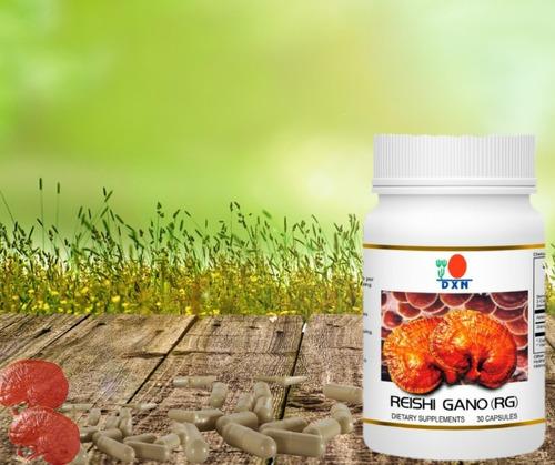 ganoderma cápsulas 30 x 270 mg
