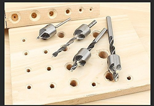 ganovo avellanado broca para tornillo chaflan madera carpint