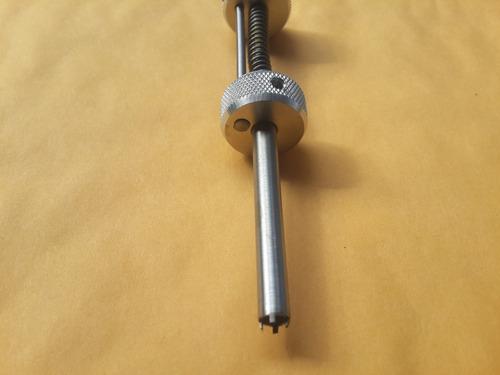 ganzua tetra para llave de cruz acero profesional cerrajeria