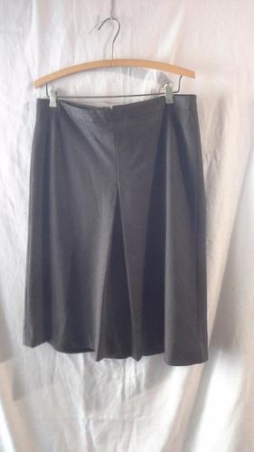 gap falda gris