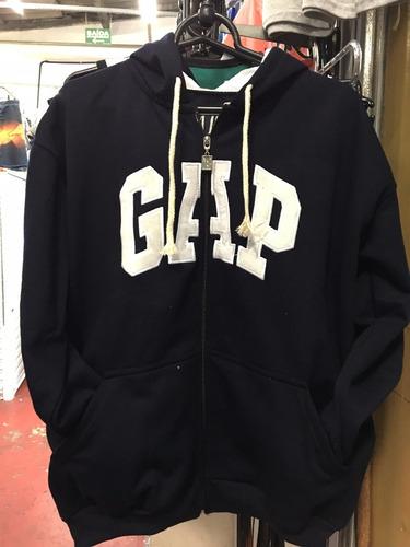 gap ziper masculino molenton blusa frio kit5