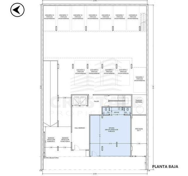 garage - centro