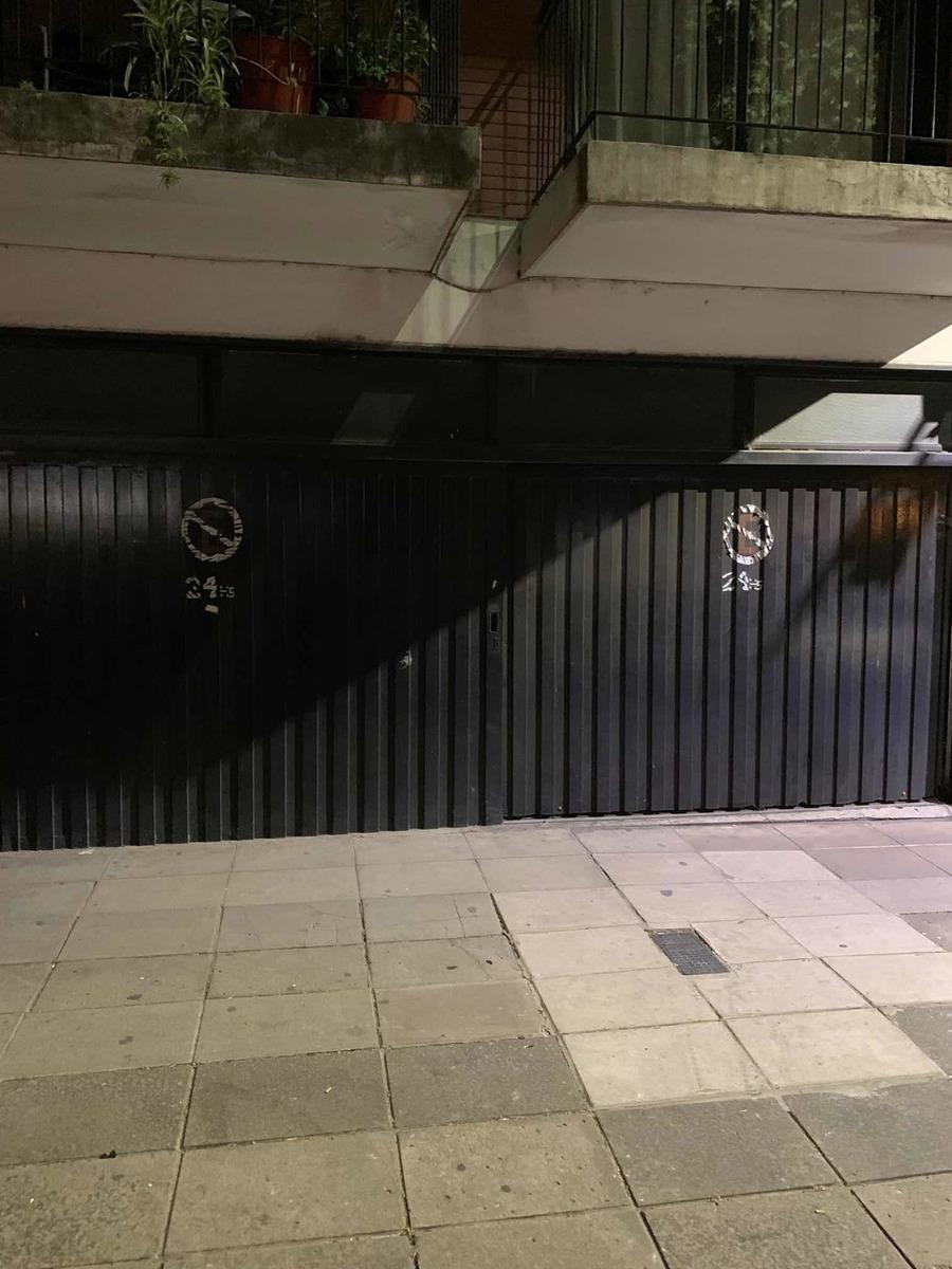 garage sub suelo y planta baja