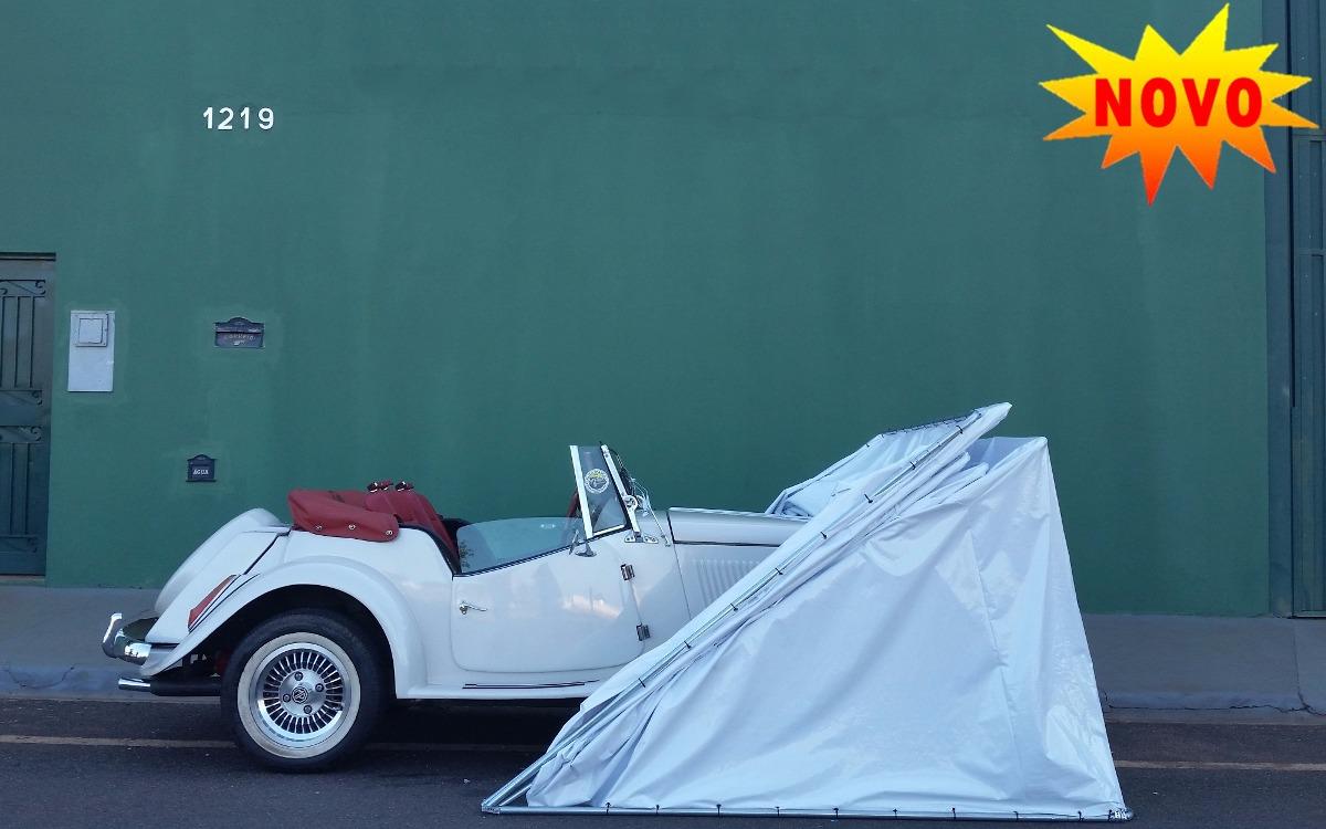 Garagem dobravel portatil movel facil capota de for Garage jm auto audincourt