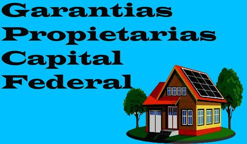 garante propietario p/alquilar s/costos adicionales