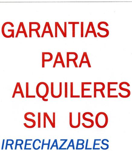 garantía propietaria-garante  para alquileres 4912 0328