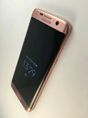 garantia samsung s7 edge 32gb rose gold rosado pink libre