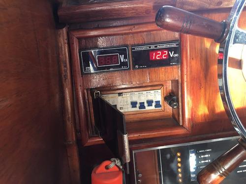 garcia del fino unico inmaculado full accesorios crucero!!!!