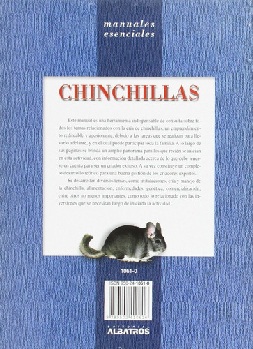 garcía márquez: chinchillas