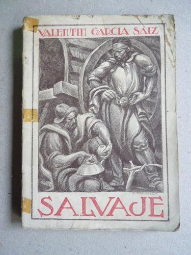 garcía sáiz, v. salvaje. (cuentos regionales) 1927