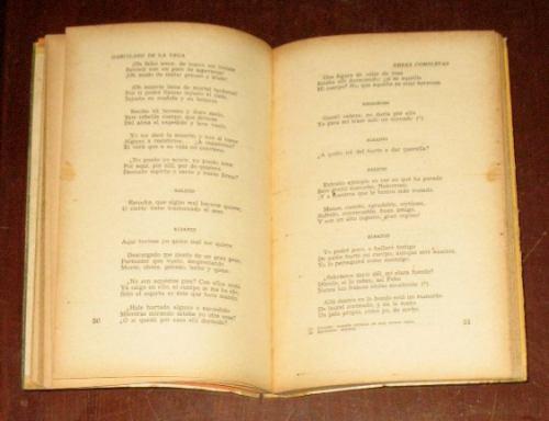 garcilaso de la vega obras completas literatura sopena 1945