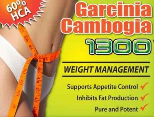 garcinia cambogia 1300mg queme grasa y pierda peso oferta