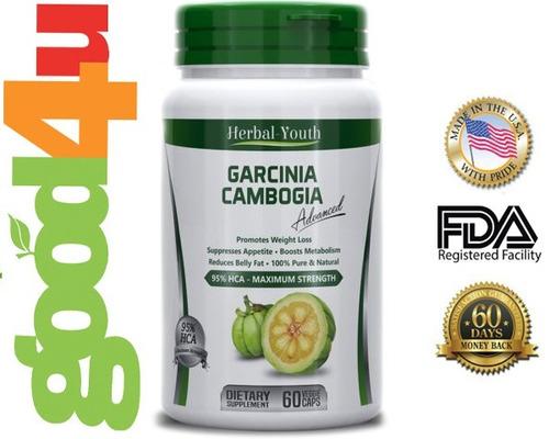 garcinia cambogia  advanced 95 % de hca. dr oz