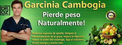 garcinia cambogia1300 mg -quema grasa-100% originales- eeuu.
