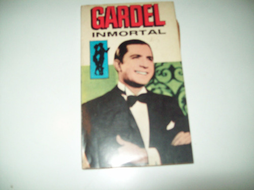 gardel inmortal editorial disa  uruguay