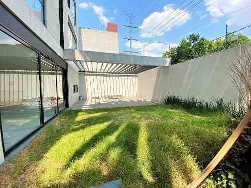 garden de lujo nuevo con jardín + terraza en las águilas