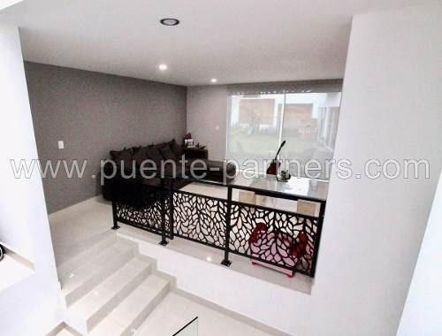 garden house en venta en tecamachalco