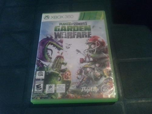 garden warfare plantas zombies