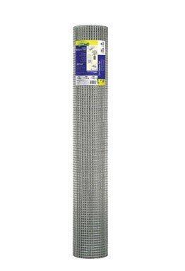 garden zone 48 inches x 50 feet 19 gauge galvanized hardware