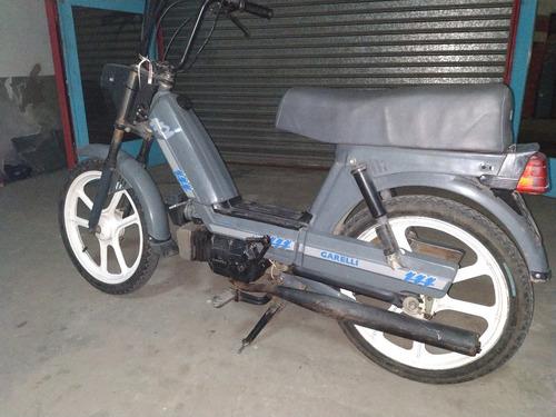 garelli noi 50cc , rueda delantera original, muy buen estado