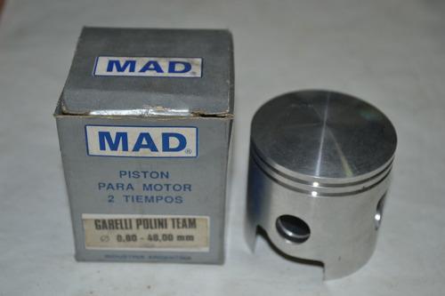 garelli polini team piston 0,80 = 48 mm allsales
