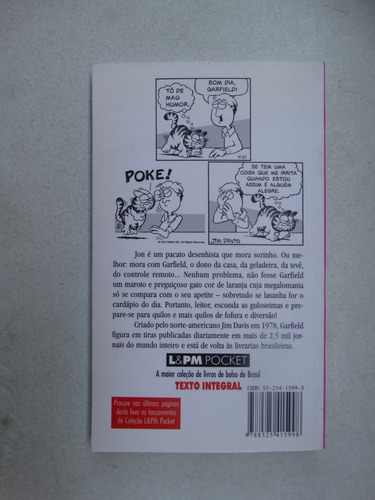 garfield de bom humor vol 6! lpm pocket 2007!