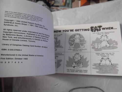 garfield keeps his chin up book 23 jim davies en ingles